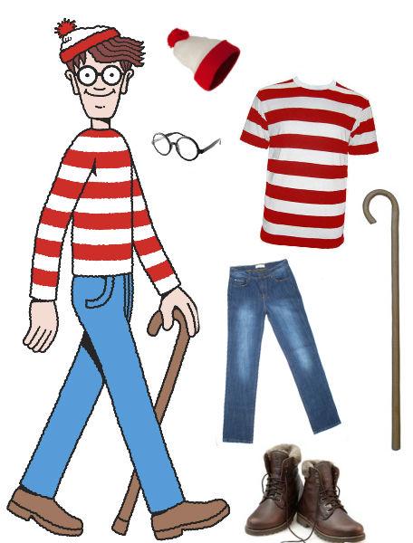 disfraz-Wally