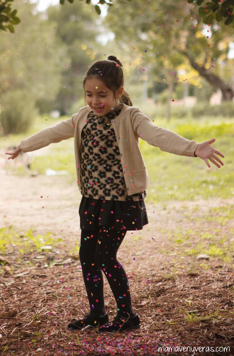 moda infantil Ido, felices fiestas