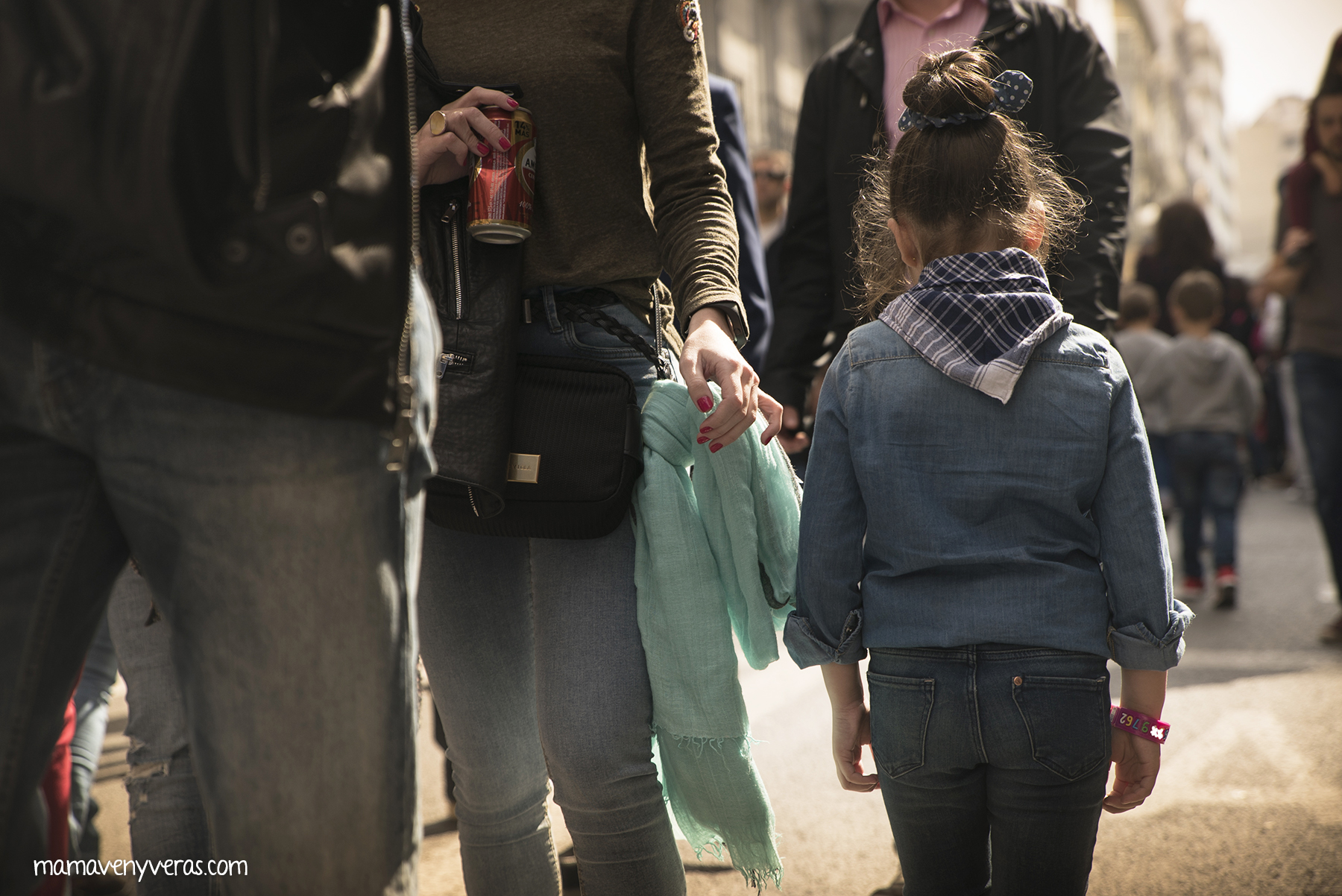 Seguridad Infantil con Aitanastar – Mamá ven y verás